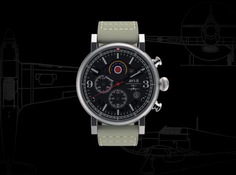 AVI-8 watch